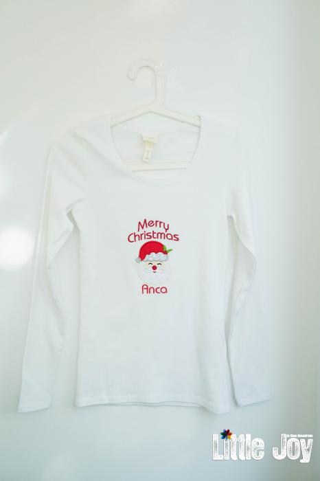 Bluză personalizată adulți - Crăciun 1