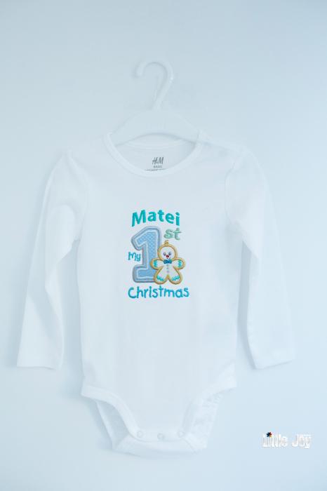Body Brodat primul Crăciun -Matei 0