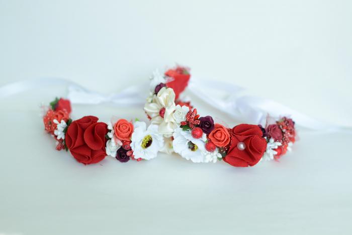 Coroniță flori 0