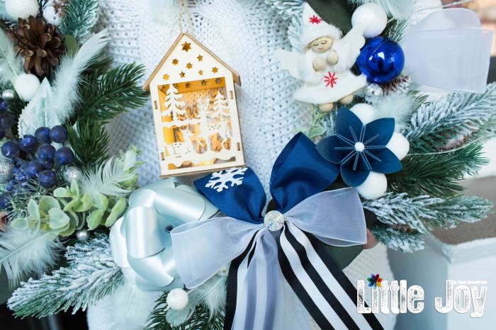 Coroniță Crăciun Mare 1