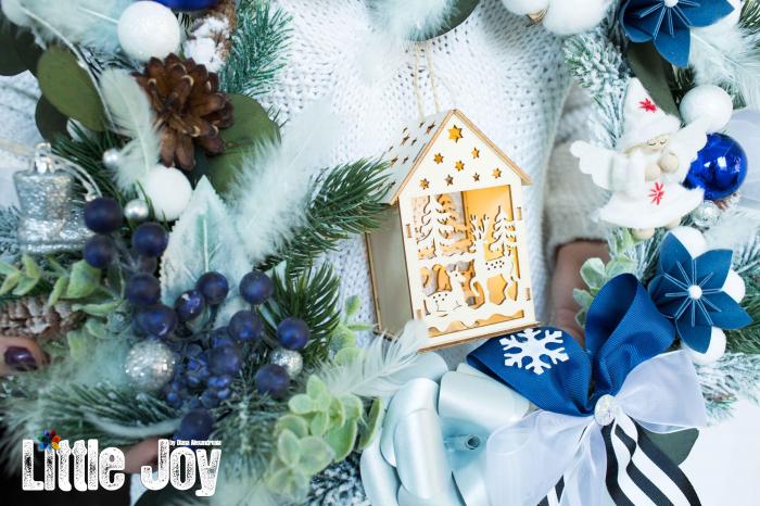 Coroniță Crăciun Mare 3