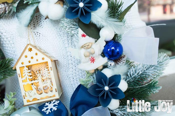 Coroniță Crăciun Mare 2