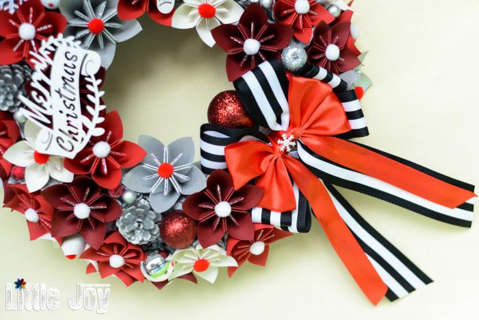 Coroniță Decor Crăciun 2