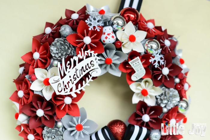 Coroniță Decor Crăciun 1