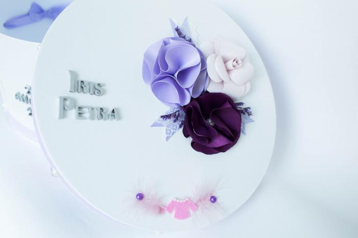 Cutie trusou Iris 2