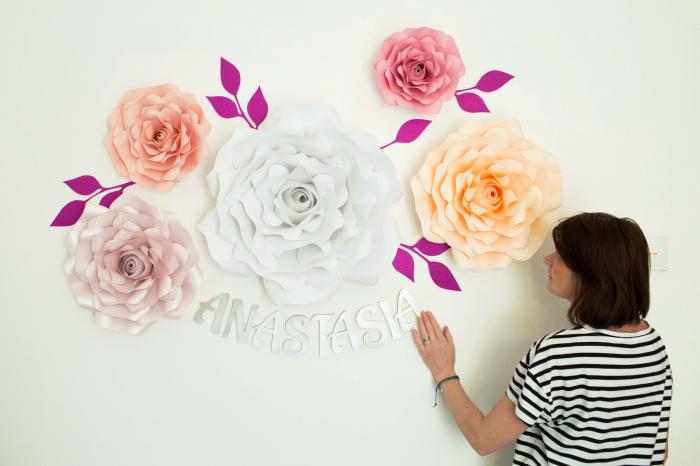 Decor Rose 1