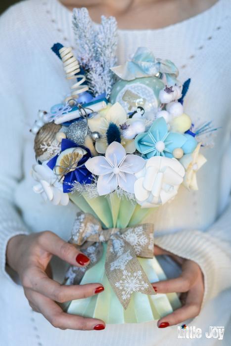 Decorațiune Crăciun - Bleu 0
