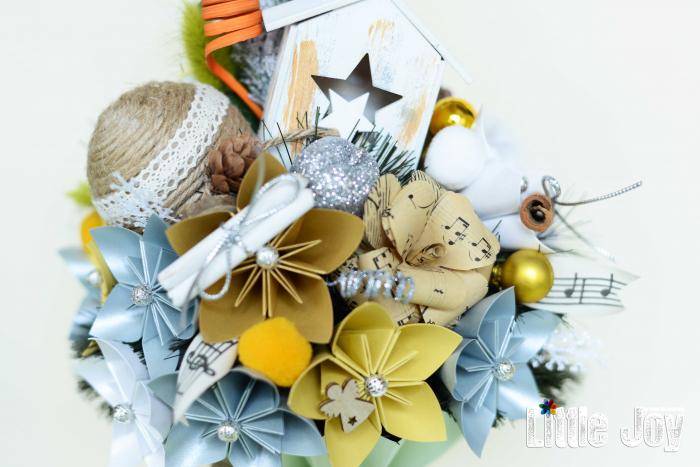 Decorațiune Crăciun - Fistic 1