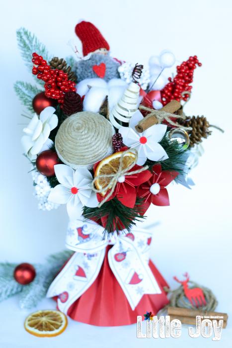 Decorațiune Crăciun - Roșu 0