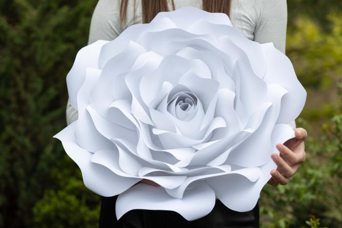 Floare model Rose XL - 50 cm 1
