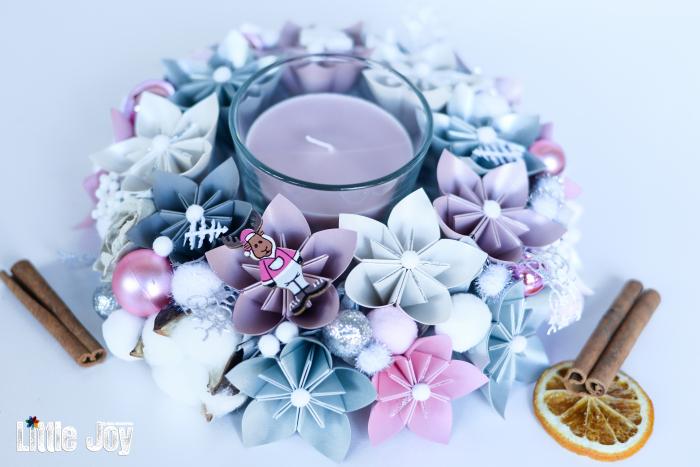 Lumânare Crăciun - Parfumată 1