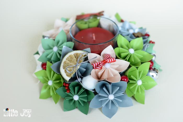 Lumânare Crăciun - Parfumată 5