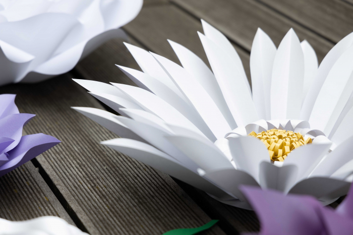 Model floare DaisyXL - 52 cm 3