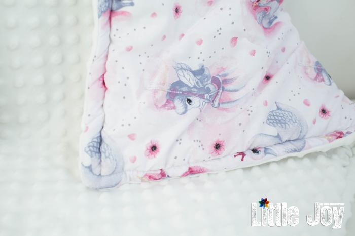 Plăpumioară personalizată - Anastasia 3