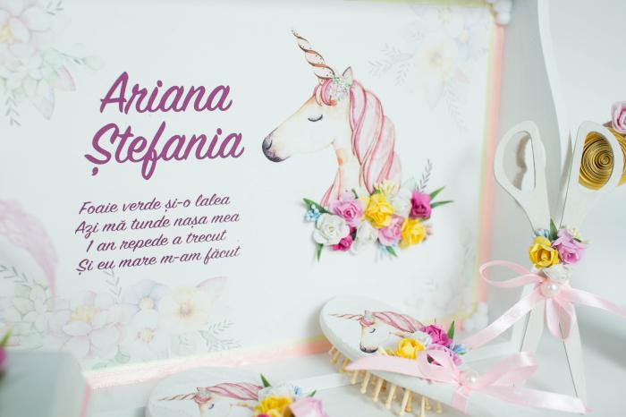 Set 1 An personalizat - Ștefania 1