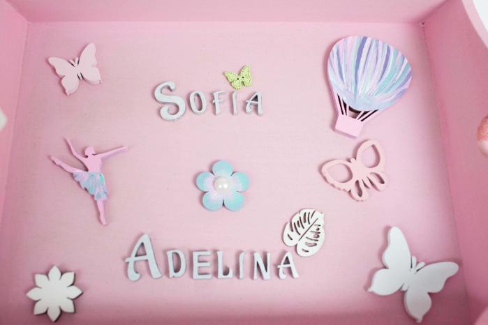 Set 1 An personalizat - Sofia 1