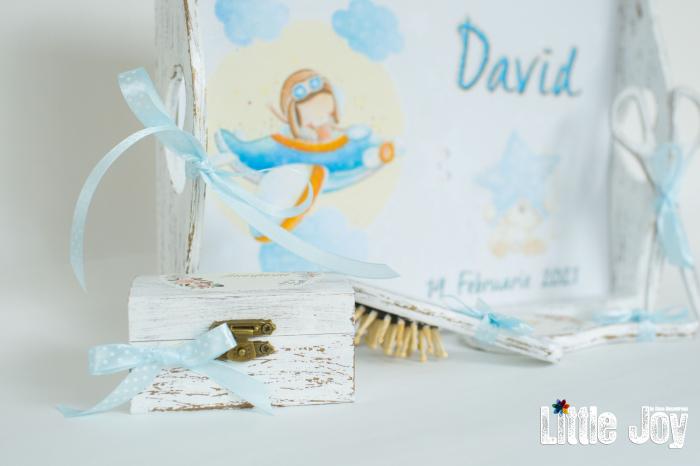 Set 1 An personalizat Avion - David 2