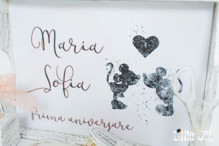 Set 1 An personalizat - Maria Sofia 1