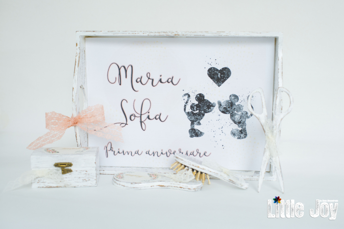 Set 1 An personalizat - Maria Sofia 0