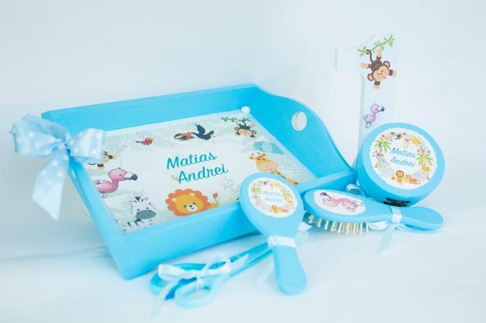 Set 1 An personalizat - Matias 3
