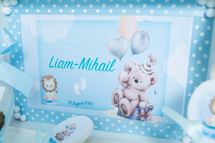 Set 1 An personalizat - Liam 3