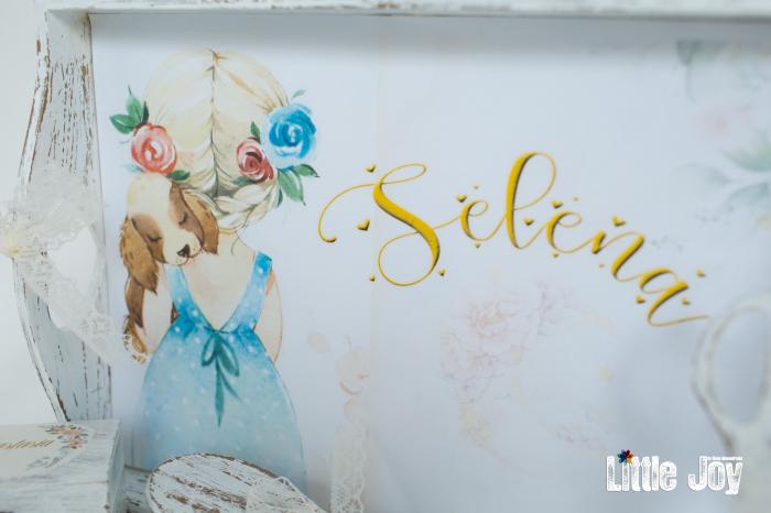 Set 1 An personalizat - Selena 2