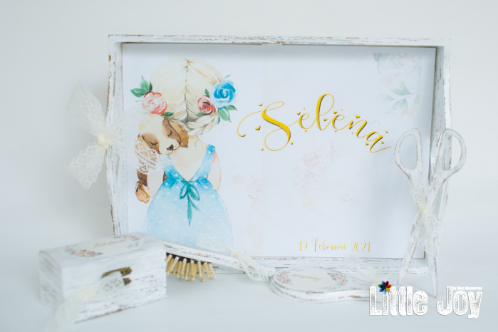 Set 1 An personalizat - Selena 0