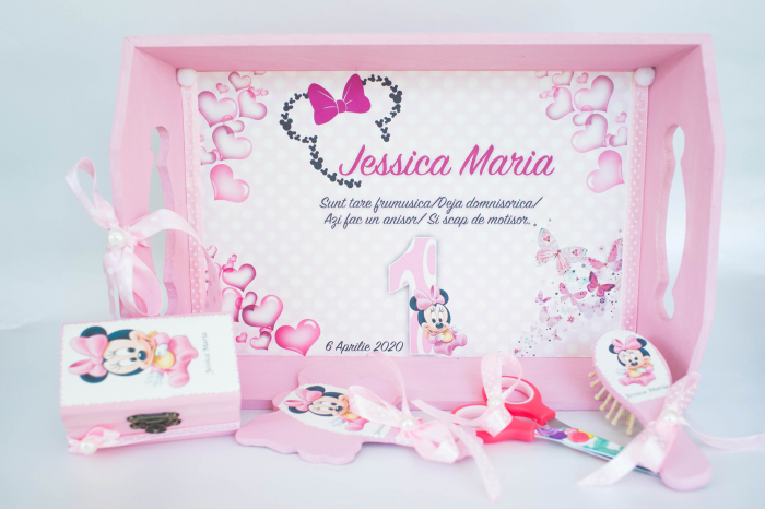 Set 1 An personalizat - Jessica 0
