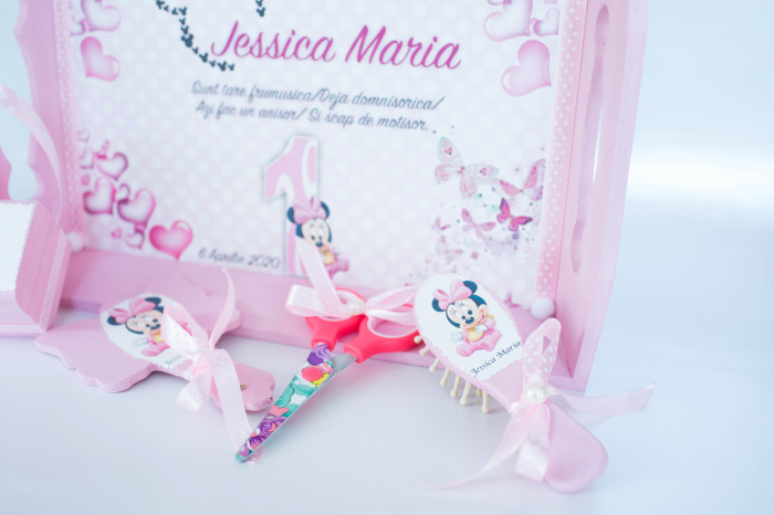 Set 1 An personalizat - Jessica 3