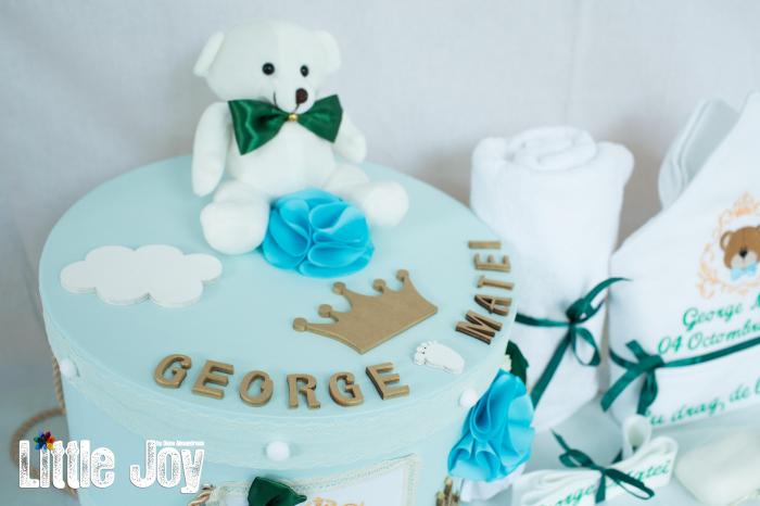 Trusou botez - George 1