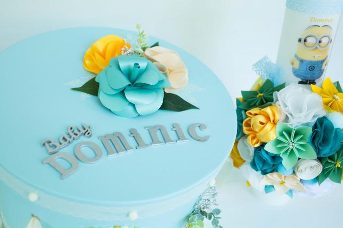 Set botez Dominic 1