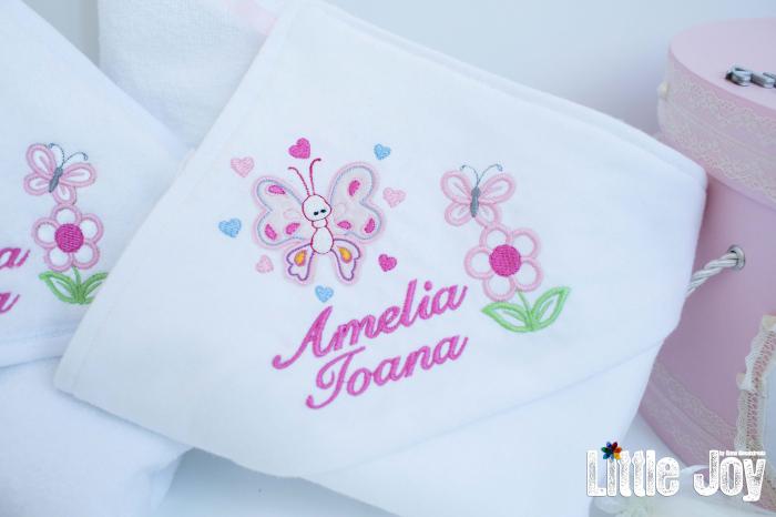 Trusou botez - Amelia 2