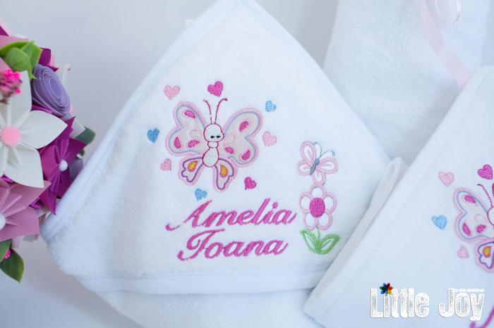 Trusou botez - Amelia 0