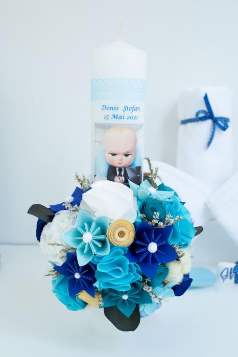 Trusou botez Baby Boss [4]