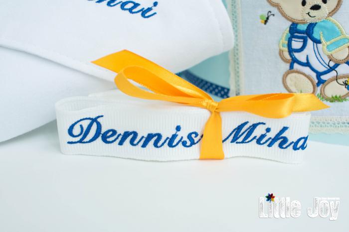 Trusou botez - Dennis 5