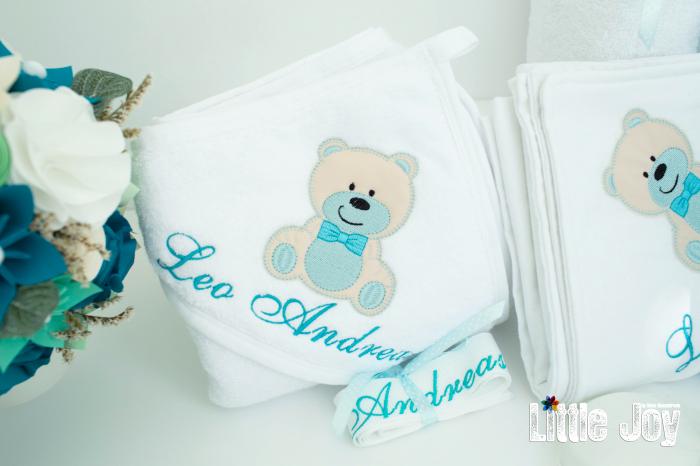 Trusou botez - LEO- Ursuleț [3]