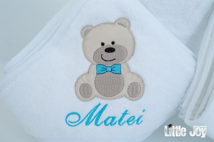 Trusou botez - Matei- Ursuleț 3