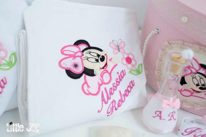 Trusou botez - Minnie 3