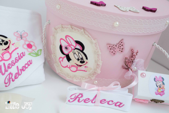 Trusou botez - Minnie 5