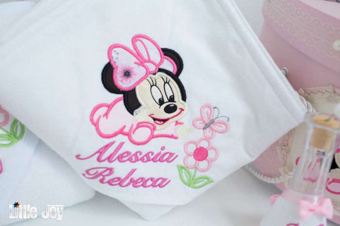 Trusou botez - Minnie 8