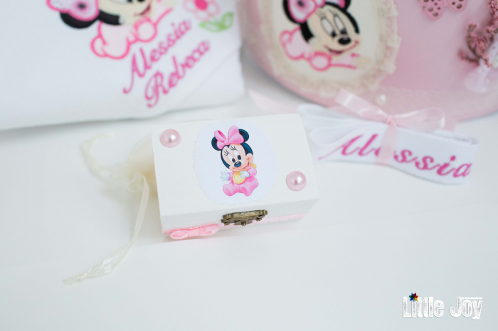 Trusou botez - Minnie 6