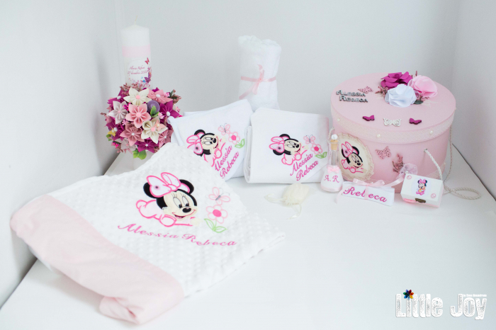 Trusou botez - Minnie 1