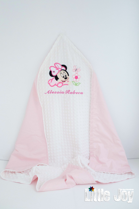 Trusou botez - Minnie 13