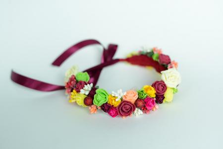Coroniță flori2