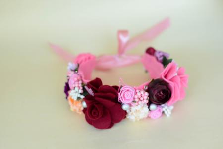 Coroniță flori [1]