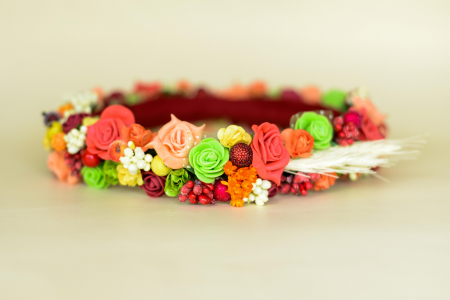 Coroniță flori3