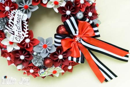 Coroniță Decor Crăciun2