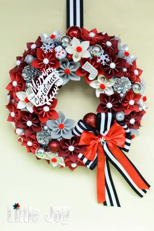Coroniță Decor Crăciun0