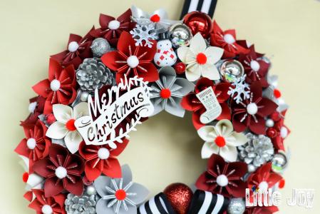 Coroniță Decor Crăciun1