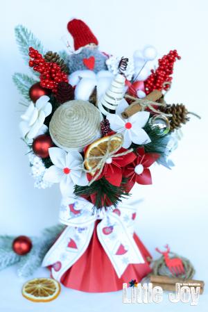 Decorațiune Crăciun - Roșu0